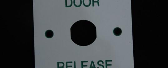 Door Release